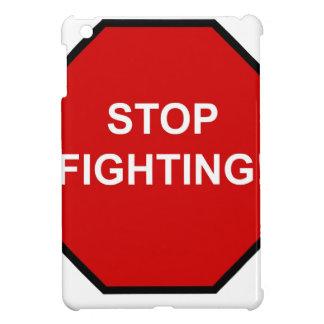Pare el luchar iPad mini cobertura