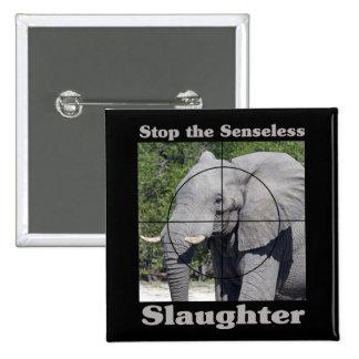 Pare el Matanza-Elefante Pin