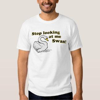 Pare el mirar de mí cisne poleras