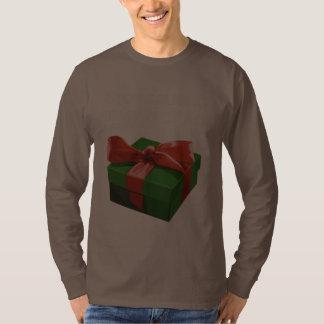 Pare el mirar fijamente mi regalo de Navidad del Playeras