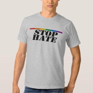 Pare el odio playeras