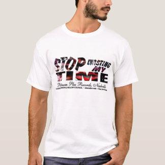 PARE el PERDER DE MI arte y título - camiseta