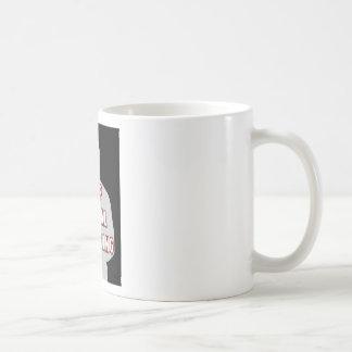 Pare el perfilado racial tazas de café
