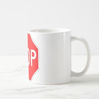 Pare el personalizable de la muestra tazas de café