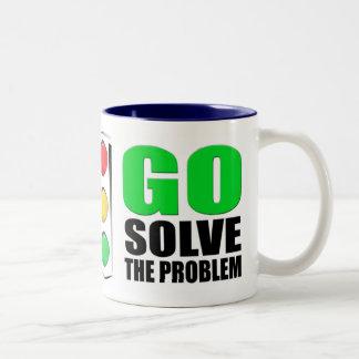 Pare el quejarse tazas de café