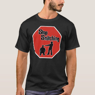 Pare el ratear --- Camiseta