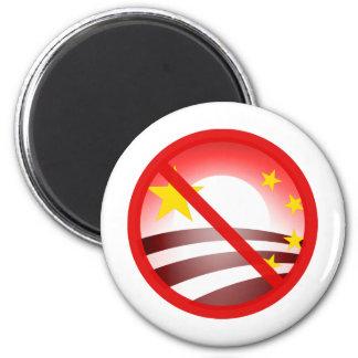 Pare el socialismo de Obammunist Imán Redondo 5 Cm