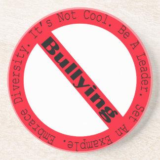 Pare el Tiranizar-Logotipo Posavaso Para Bebida