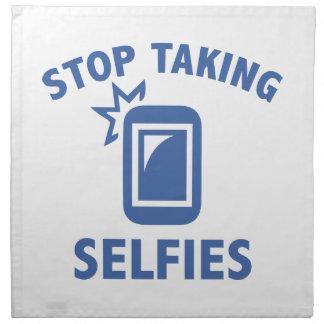 Pare el tomar de Selfies
