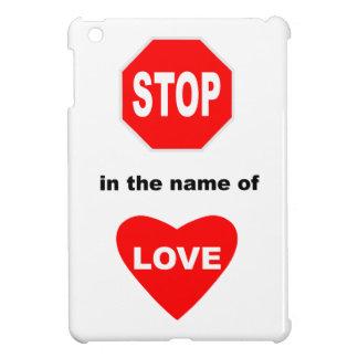 Pare en nombre de amor