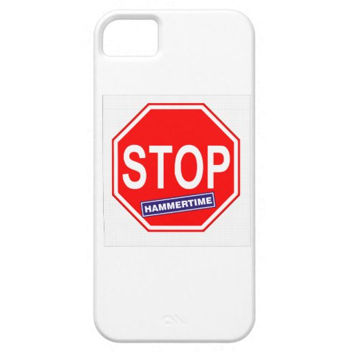 Pare Hammertime iPhone 5 Case-Mate Carcasa