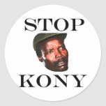 PARE KONY 2012 PEGATINAS REDONDAS