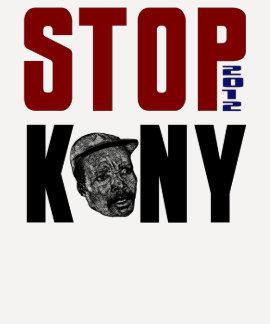 Pare Kony 2012 T Shirt