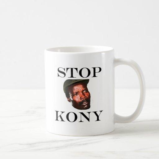 PARE KONY 2012 TAZA DE CAFÉ