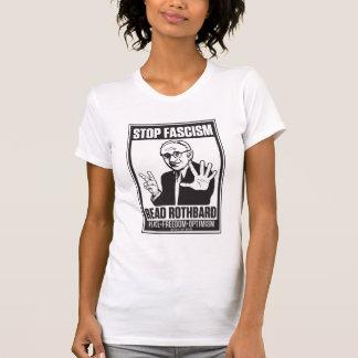 Pare la camisa leída fascismo de Rothbard