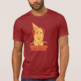 Pare la camiseta de los Partidos Comunistas Remera