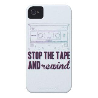 Pare la cinta iPhone 4 coberturas