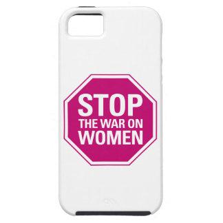 Pare la guerra en el caso del iPhone 5 de las iPhone 5 Carcasa