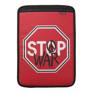 Pare la guerra fundas para macbook air