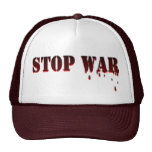 Pare la guerra gorras