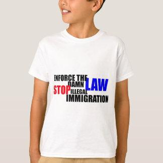 pare la inmigración ilegal playera