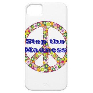 Pare la locura iPhone 5 funda