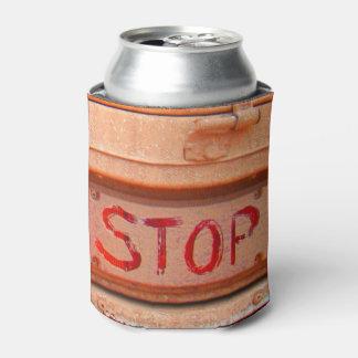 Pare la luz rústica de la cola de la puerta enfriador de latas
