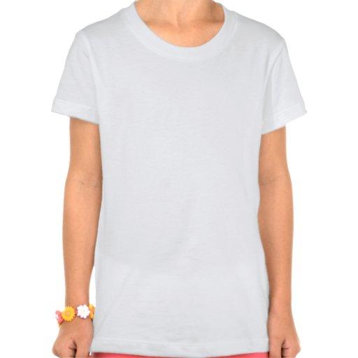 Pare la mina del guijarro camisetas