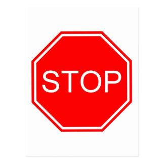 Pare la muestra postales