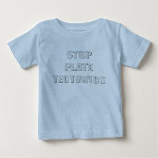 Pare la tectónica de placas remera