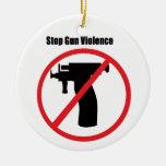 Pare la violencia armada adorno para reyes