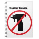 Pare la violencia armada libreta