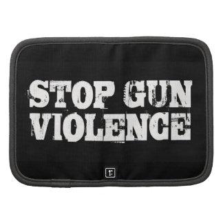Pare la violencia armada organizador