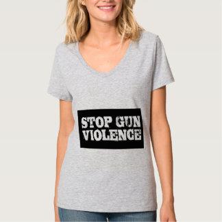 Pare la violencia armada playeras