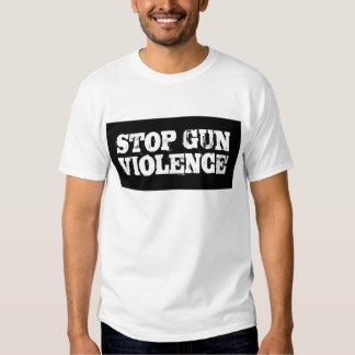 Pare la violencia armada polera
