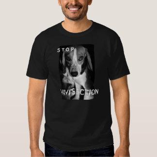 Pare la vivisección - camisa