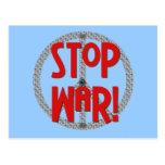 Pare las camisetas y los regalos del símbolo de postal