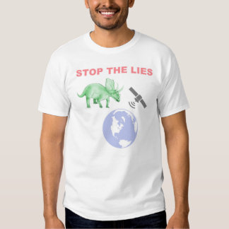 Pare las mentiras remeras