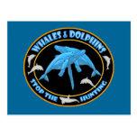 Pare las postales de la caza de la ballena