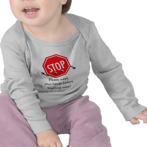 Pare lavan por favor la camisa (Longsleeve)