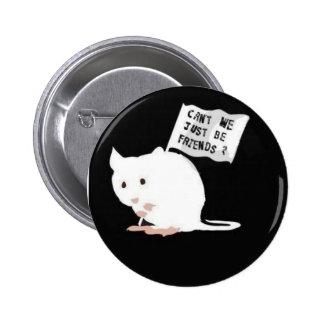 Pare los ensayos con animales pin redondo de 2 pulgadas