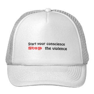 Pare los gorras de la violencia