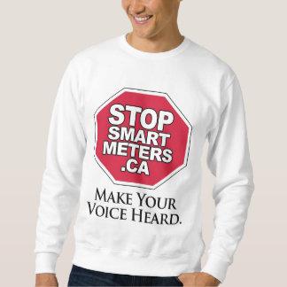 Pare los metros elegantes - haga su voz oída sudaderas encapuchadas