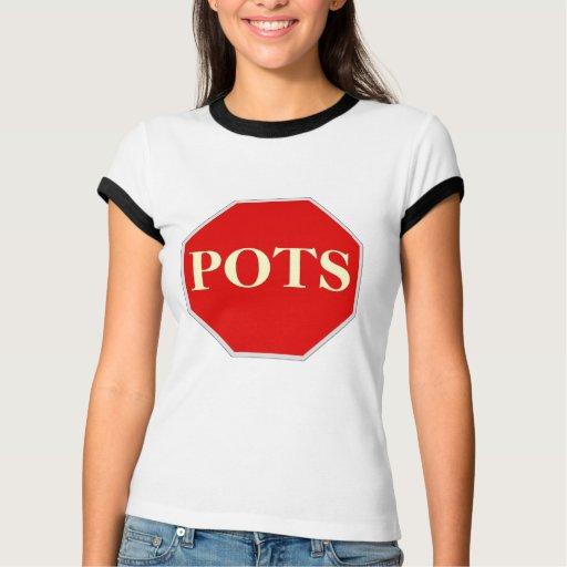 Pare los POTES T-shirts
