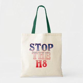 PARE los productos H8 Bolsa Tela Barata