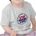 Pare Obamacare Camisetas