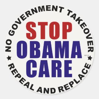 Pare Obamacare Etiquetas