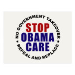 Pare Obamacare Tarjeta Postal