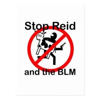 Pare Reid y el BLM Postal
