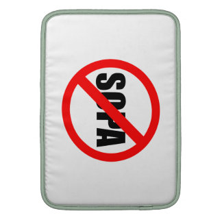 Pare SOPA Fundas Macbook Air